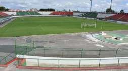 Estádio Joia da Princesa, em Feira de Santana