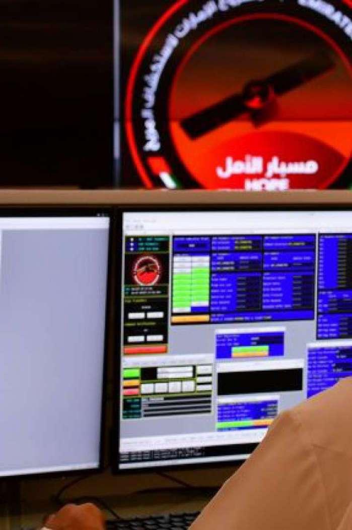 Foi lançada Esperança', a primeira sonda árabe com destino a Marte