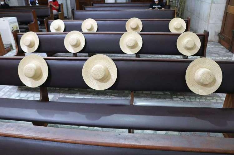 Missa foi celebrada na Capela do Socorro, em Juazeiro do Norte