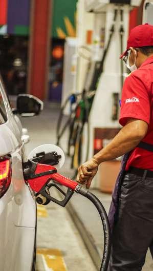 Mais uma alta no valor dos combustíveis nas refinarias (Foto: Barbara Moira)