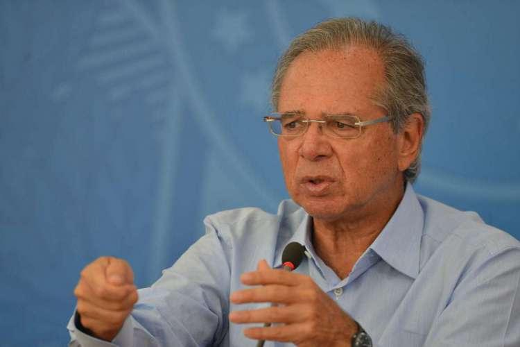 No último dia 16, o ministro disse que será entregue a primeira parte da proposta de reforma tributária (Foto: Marcello Casal JrAgência Brasil)