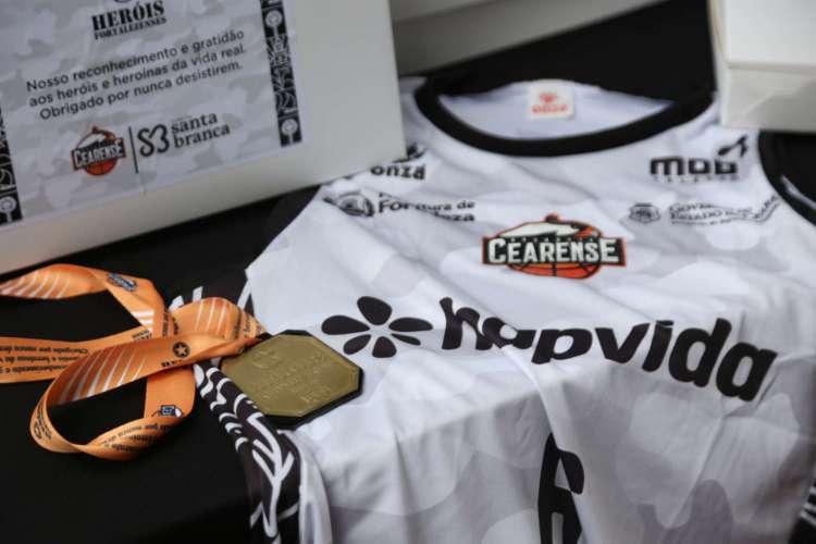 Basquete Cearense deve firmar parceria com o Fortaleza  (Foto: Divulgação/Basquete Cearense)
