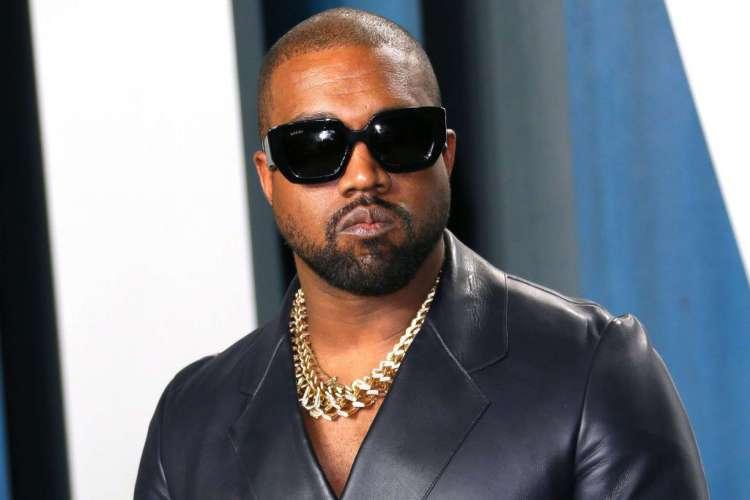 O rapper Kanye West lançou recentemente candidatura a presidente dos EUA e tem apresentado comportamento errático (Foto: Jean-Baptiste Lacroix / AFP)