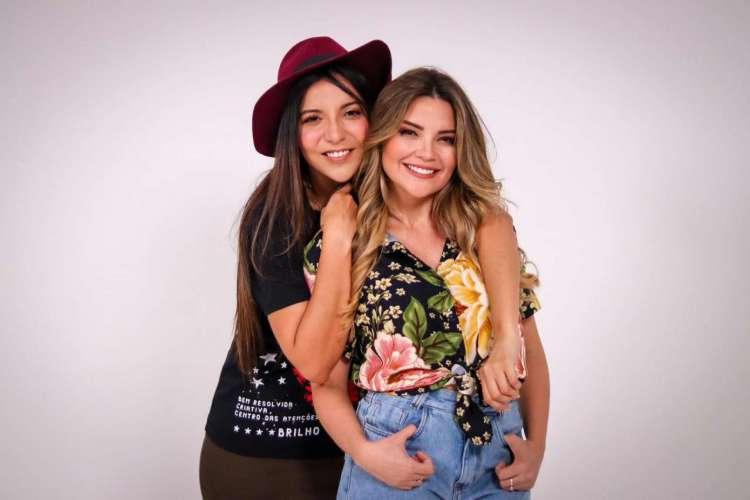 As cantoras cearenses Bruna Ene e Lívia Baral lançam nesta quarta-feira, 22, a música