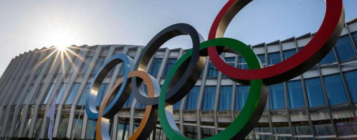 Olimpíadas de Tóquio estavam previstas para começar em 24 de julho, mas foram adiadas  (Foto: FABRICE COFFRINI / AFP)