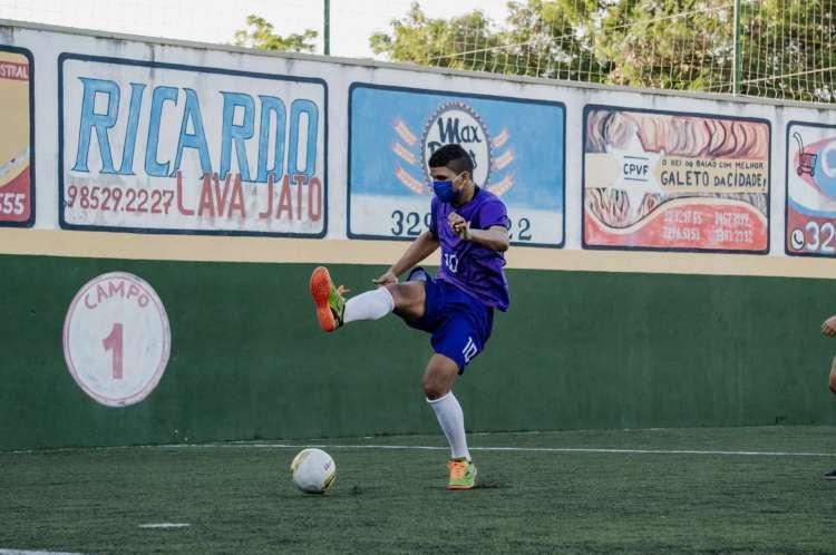 Carlinhos já atuou pela Seleção Brasileira de futebol de 5