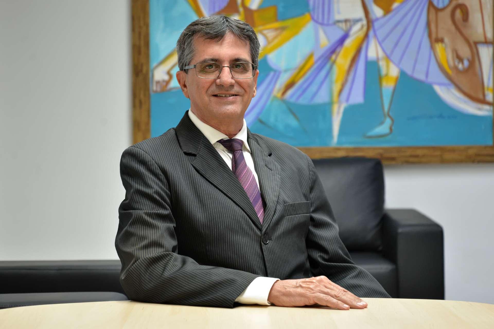 Josué Modesto, secretário da Educação, do Esporte e da Cultura de Sergipe
