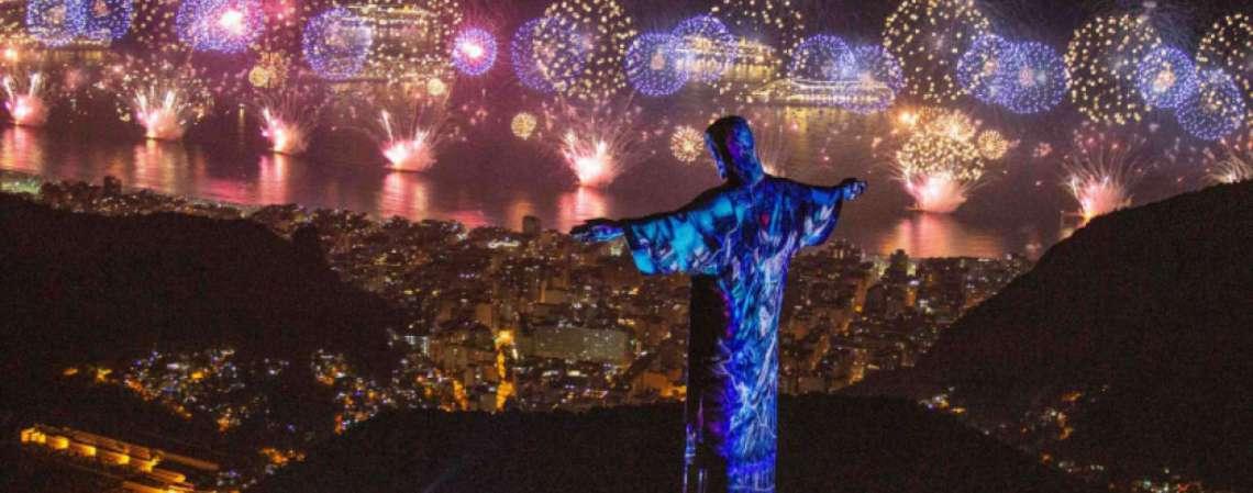 Festa da virada do ano na capital fluminense é a mais famosa no Brasil (Foto: Fernando Maia/Fotos públicas)