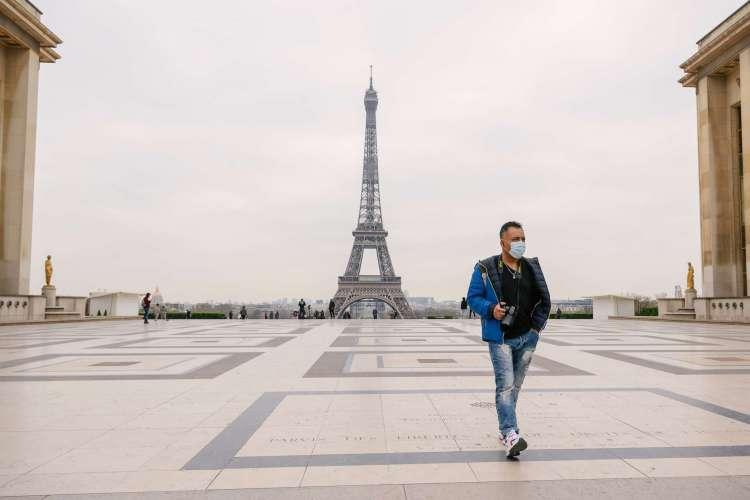 """O primeiro-ministro francês informou que pessoas de uma lista de países - os quais alguns as fronteiras ainda estão fechadas - devem apresentar um """"teste que comprove que não possuem o vírus para poder embarcar nos respectivos voos"""". (Foto: Reprodução/Unsplash)"""