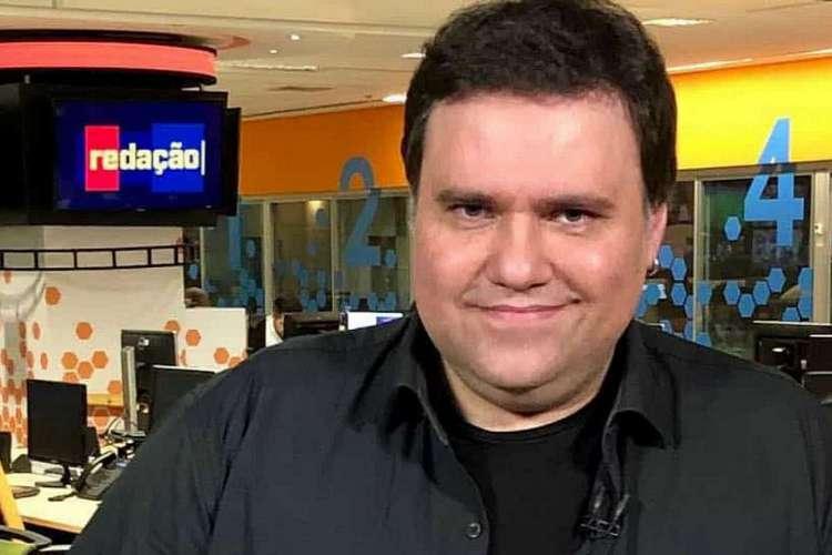 Apresentador Rodrigo Rodrigues morreu nesta terça  (Foto: Reprodução)