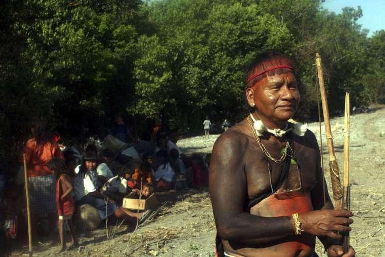 Governo envia 2,8 toneladas de medicamentos a terras indígenas Xavante (Foto: )