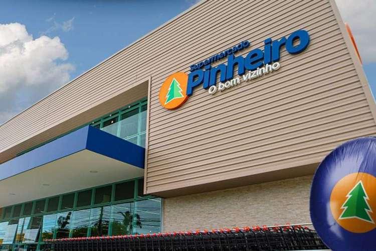 Novo Supermercado Pinheiro em Fortaleza será no Guararapes (Foto: Facebook Supermercado Pinheiro)
