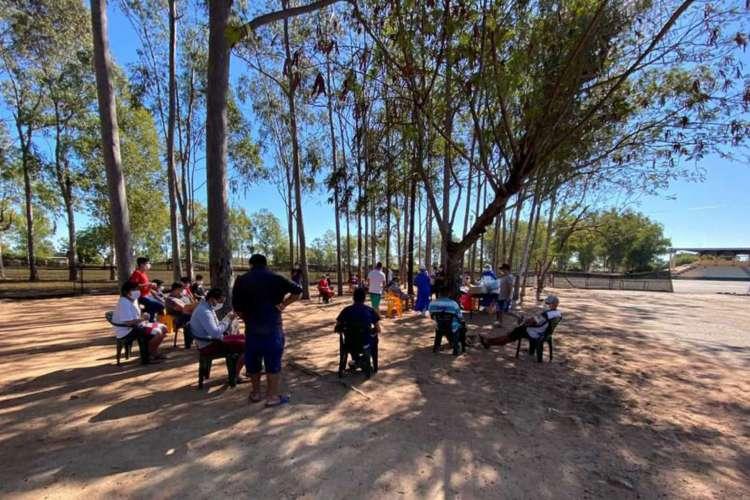 Paraguai suaviza quarentena em região fronteiriça com o Brasil (Foto: )