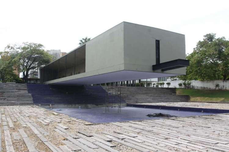 Palácio da Abolição completou 50 anos em julho de 2020 (Foto: Evilázio Bezerra/O POVO)