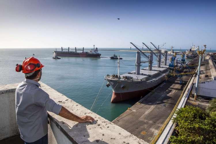 Cais do Porto de Fortaleza (FCO FONTENELE/O POVO) (Foto: FCO FONTENELE)