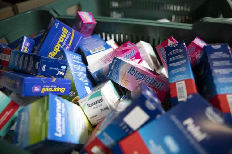 Câmara de Regulação do Mercado de Medicamentos (CMED) definiu aumento de até 10,08% no preço dos remédios (Foto: FCO FONTENELE)