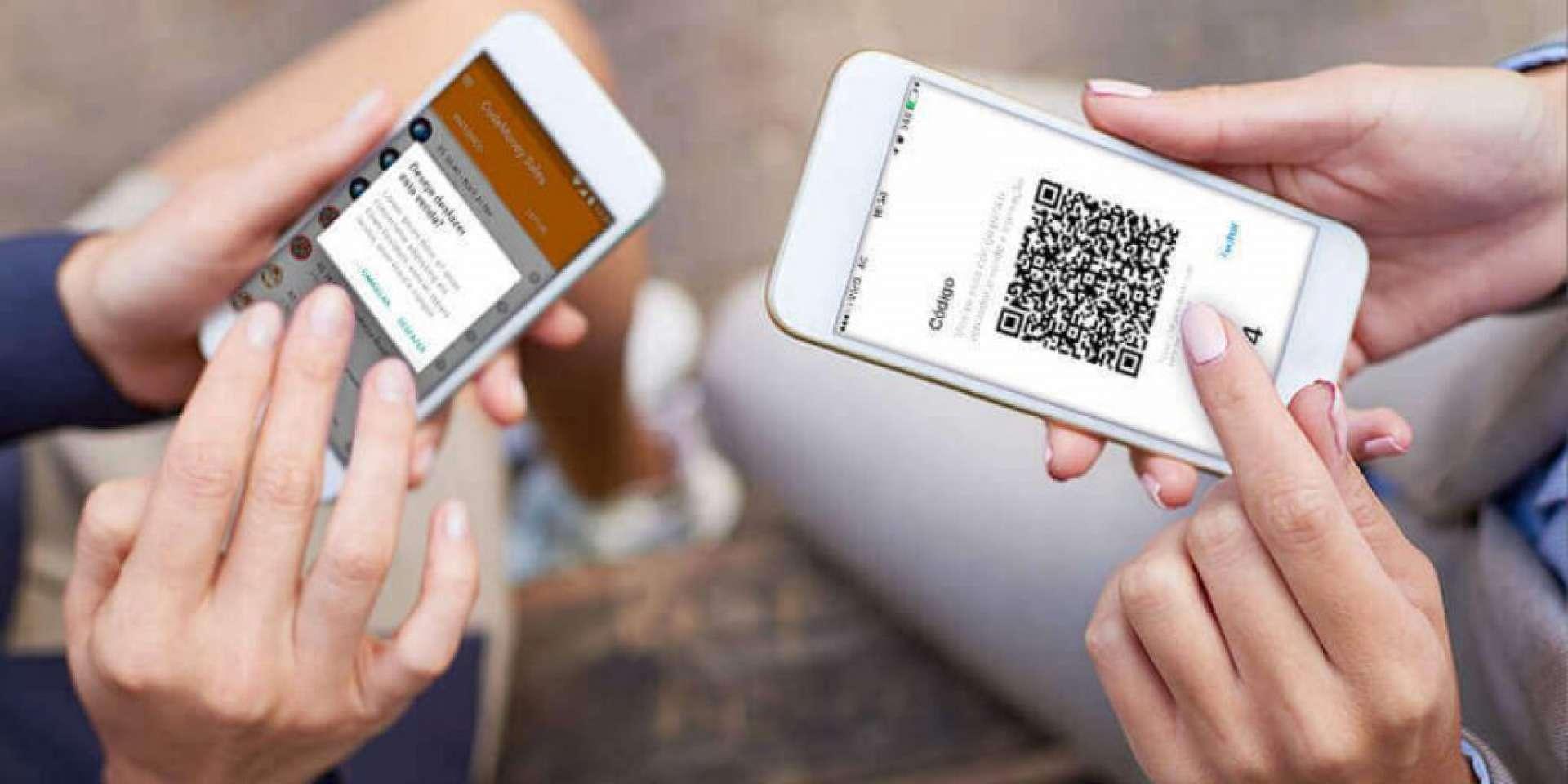 Para viabilizar a transação, basta usar uma chave de endereçamento, que pode ser um código ou apelido para identificação da conta, um QR Code (estático ou dinâmico) ou tecnologia near-field communication (NFC), que permite pagamentos por aproximação