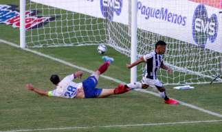Ceará e Bahia fizeram a primeira partida da final da Copa do Nordeste, neste sábado, 1º, em Pituaçu, em Salvador. Fernando Sobral marcou aos 27 minutos do primeiro tempo.