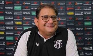 A última vez que um time comandado por Guto sofreu três gols foi em 2018, justamente contra o Ceará
