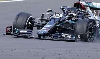 Lewis Hamilton venceu o Circuito de Silverstone neste domingo, 2