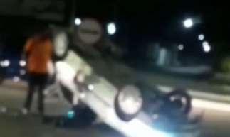 PRE diz que acidente não teve vítimas