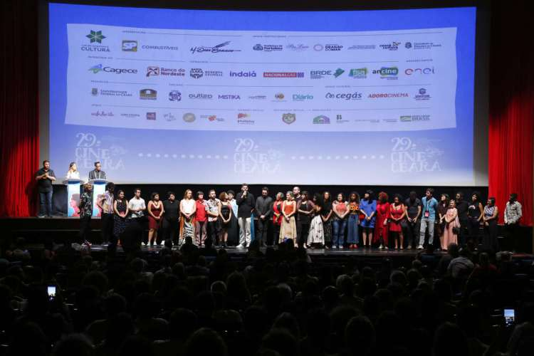 O 30° Cine Ceará acontece entre novembro e dezembro de 2020 (Foto: Chico Gadelha)