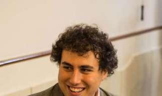 Gabriel Medeiros, 23, é designer de produtos na startup Substack, localizada na Califórnia