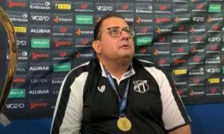 Guto Ferreira fez apenas oito jogos pelo Ceará, ao todo, e já foi campeão pelo clube