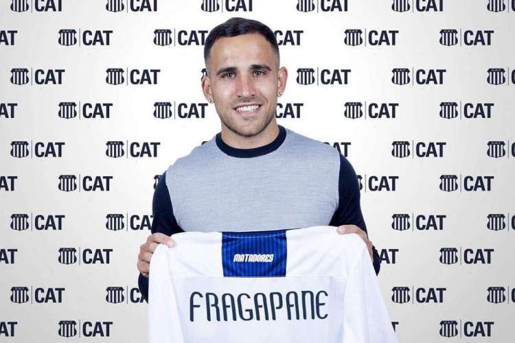Franco Frangapane cumpre funções ofensivas e defensivas (Foto: Reprodução / Instagram)