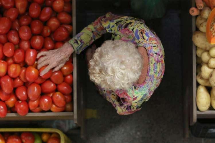 Consumo de alimentos saudáveis está relacionado a melhora da saúde (Foto: Fabio Lima)