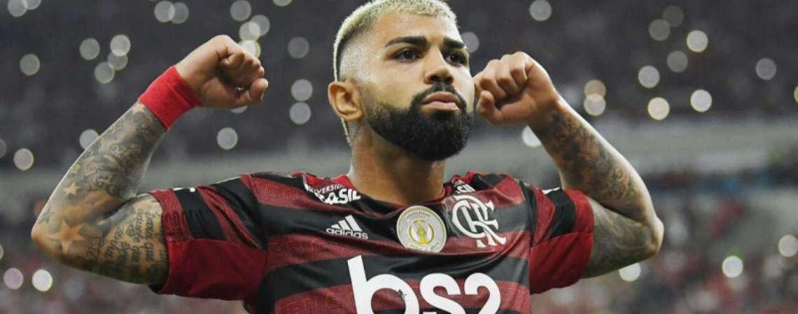 Gabigol deve voltar ao time (Foto: Divulgação/Flamengo)