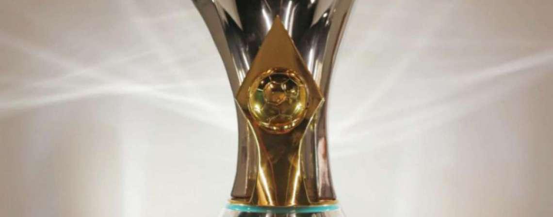Troféu da Série A do Campeonato Brasileiro  (Foto: Divulgação/CBF)