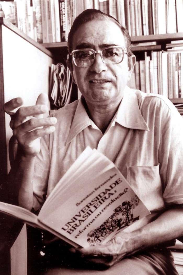 Sociólogo Florestan Fernandes foi um dos maiores pensadores do País (Foto: Divulgação/Assembleia Legislativa de SP)