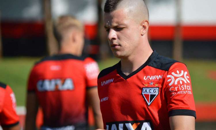 Renato Kayser é o artilheiro do Dragão, com sete gols marcados até aqui