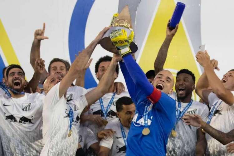 Red Bull Bragantino foi o campeão da Série B de 2019 e chega como incógnita para a Série A