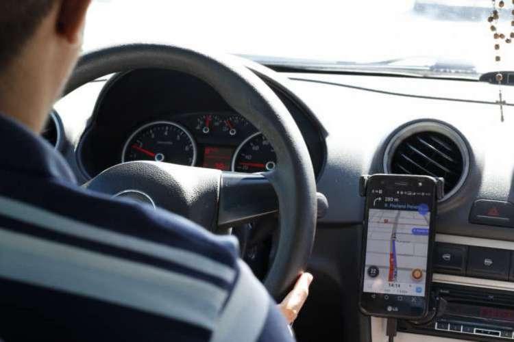 O juiz determinou que motoristas se enquadram na lei AB5, que entrou em vigor na Califórnia em janeiro deste ano; estado é o maior mercado de Uber e Lyft nos Estados Unidos (Foto: Deísa Garcêz)