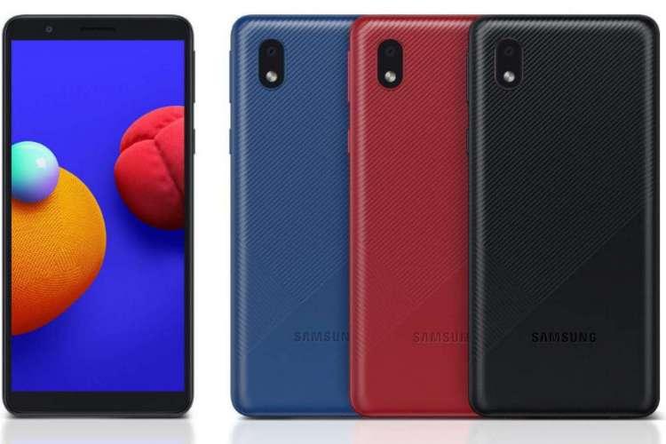 Aparelho traz especificações básicas e versão otimizada do Android por R$ 999 (Foto: Divulgação/Samsung)