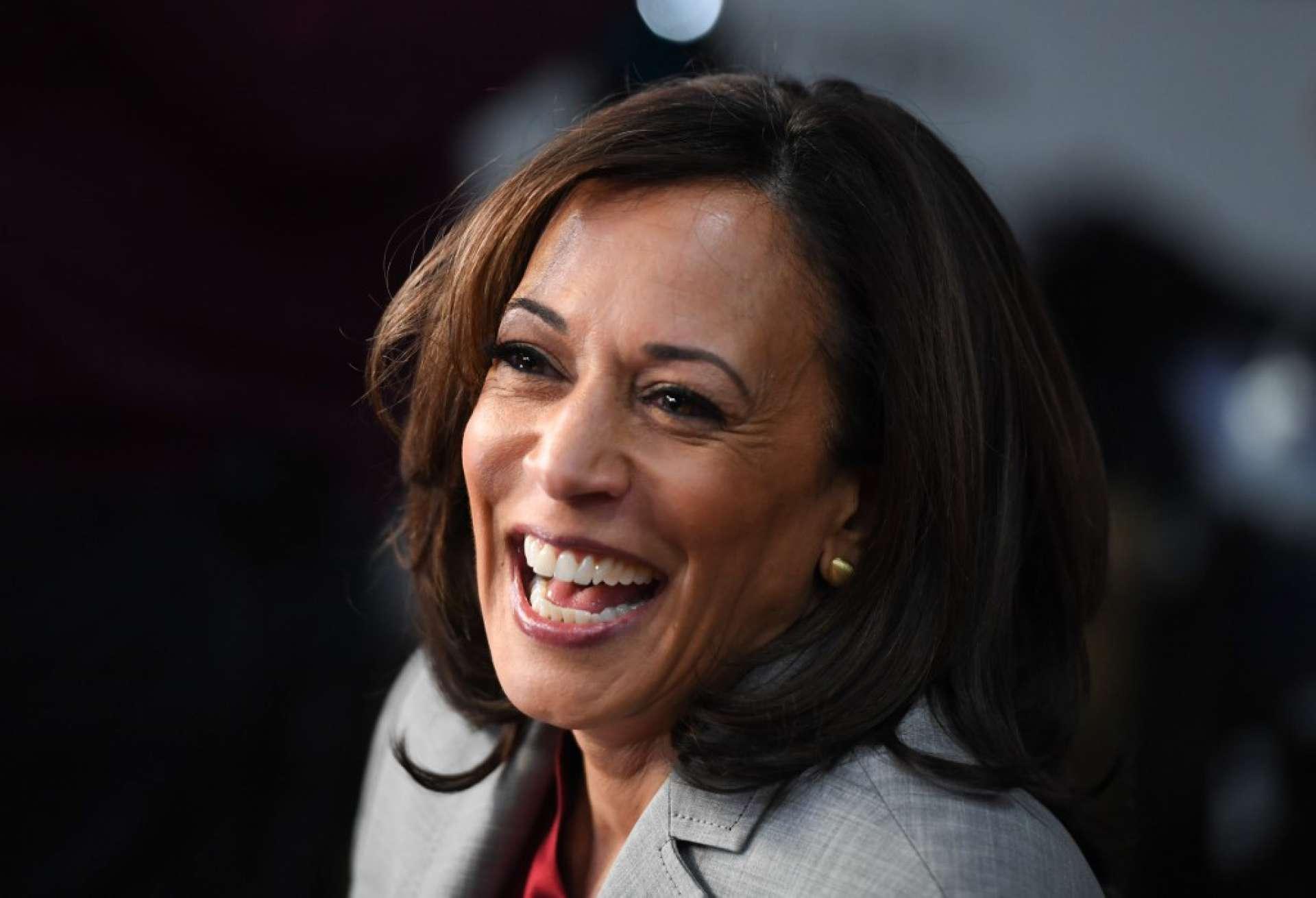 Senadora Kamala Harris