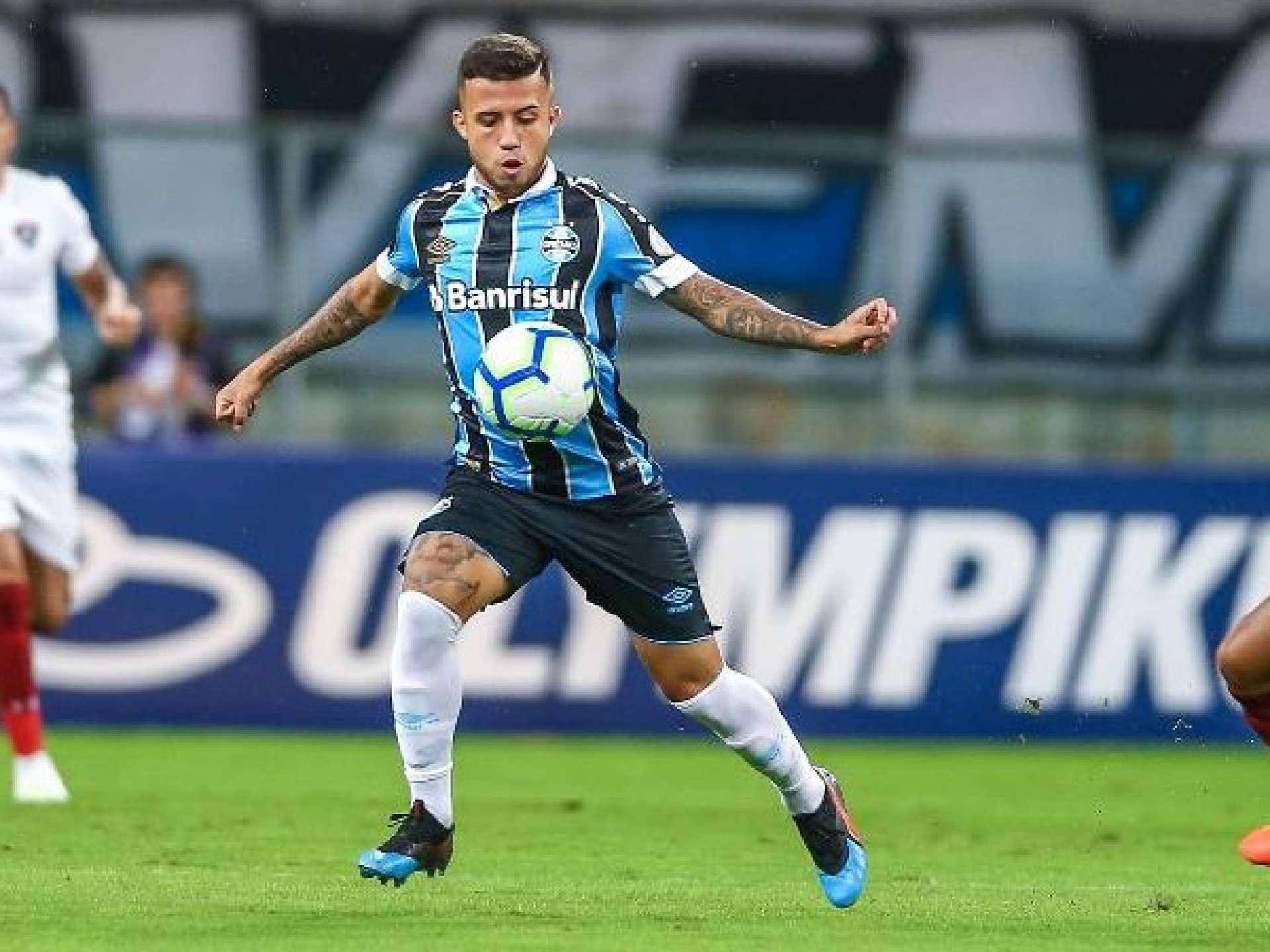 Matheus Henrique está na mira de clubes europeus e tem convocações frequentes para a Seleção Brasileira