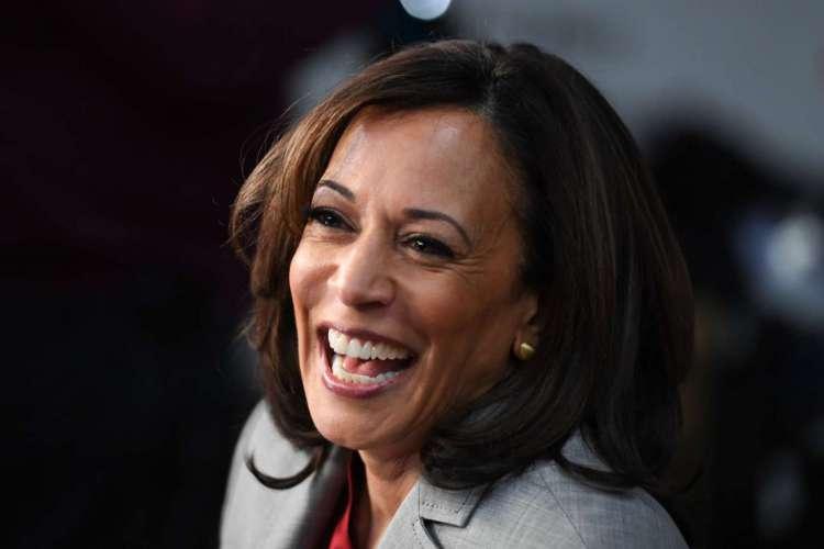 Senadora Kamala Harris (Foto: SAUL LOEB / AFP)