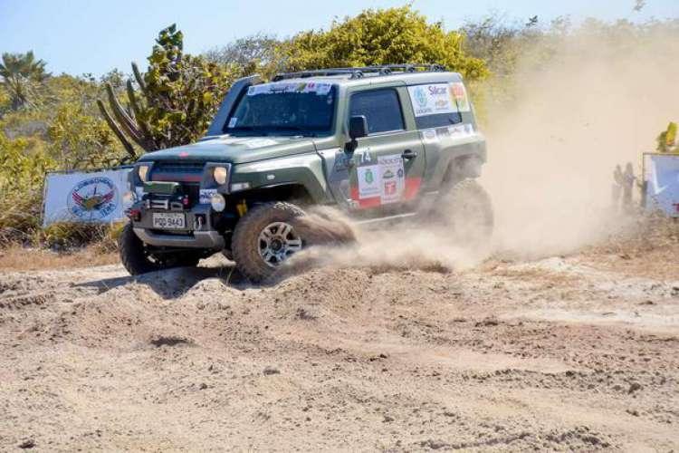Campeonato Cearense de Rally terá segunda etapa em agosto (Foto: Divulgação)