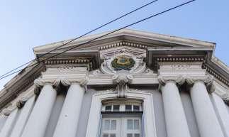FORTALEZA, CE, 11-08-2020: Fachada da SEFAZ da Alberto Nepomuceno para a materia de maiores devedores do Ceara. Centro, Fortaleza. (BARBARA MOIRA/ O POVO)