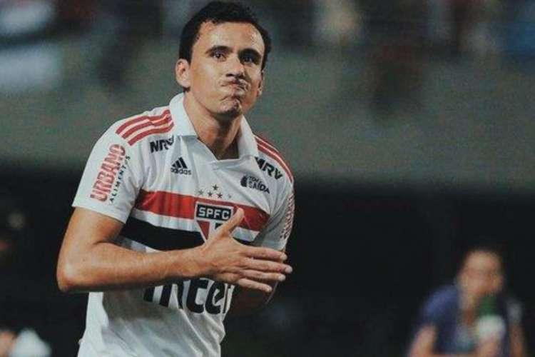Pablo não esconde que todos no time do São Paulo têm admiração pelo técnico do Fortaleza  (Foto: Divulgação/SPFC)