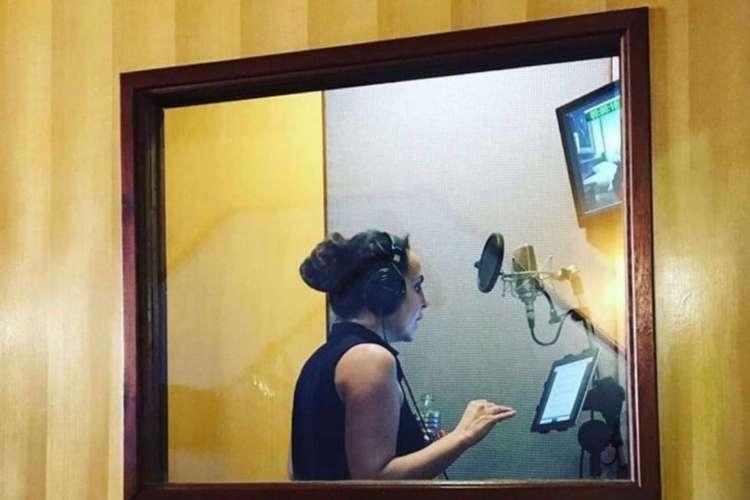 Foto dos bastidores do filme (Foto: Divulgação)