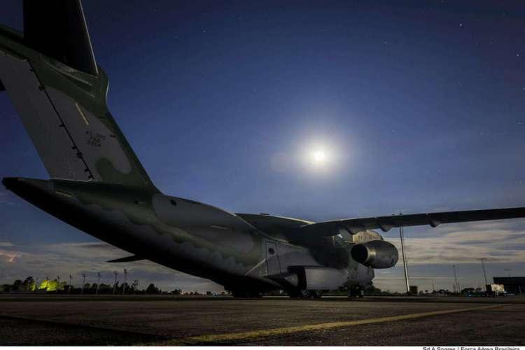 Uso de aeronave da Força Aérea Brasileira para levar garimpeiros está sendo investigado pelo Ministério Público Federal (Foto: Sd A Soares / Força Aérea Brasileira)