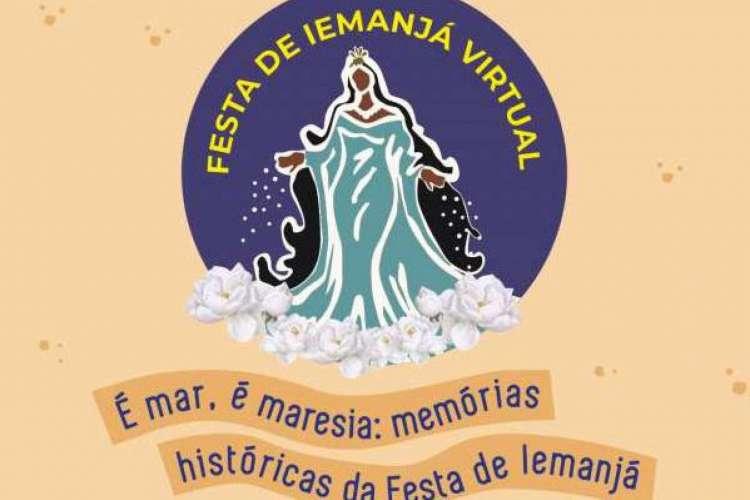 Festa de Iemanjá será realizada online pela Secult Ceará  (Foto: Divulgação)