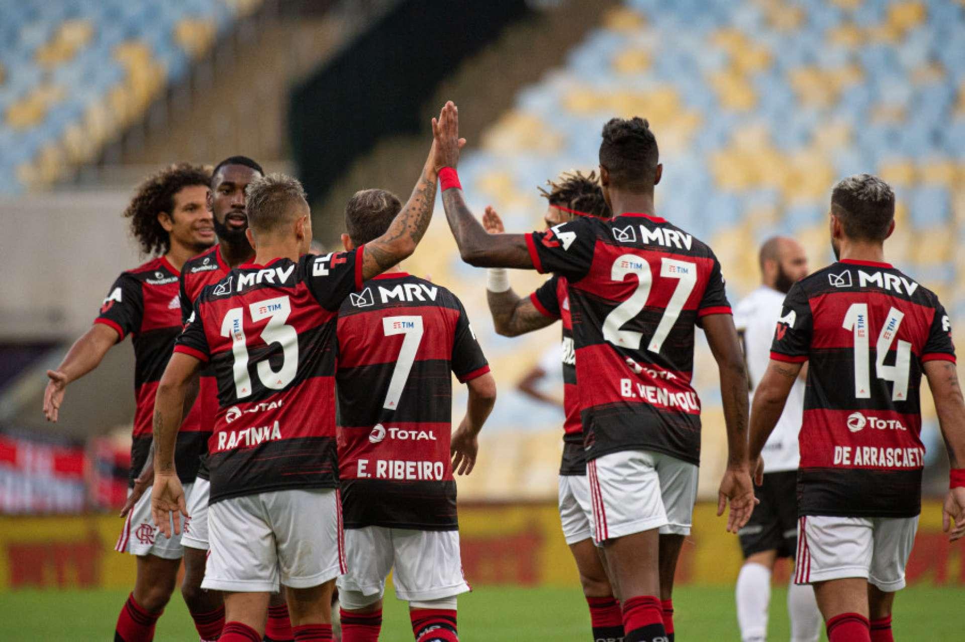 Atletico Go X Flamengo Pelo Brasileirao Onde Assistir A Transmissao Ao Vivo E Que Horas E O Jogo Futebol Esportes O Povo
