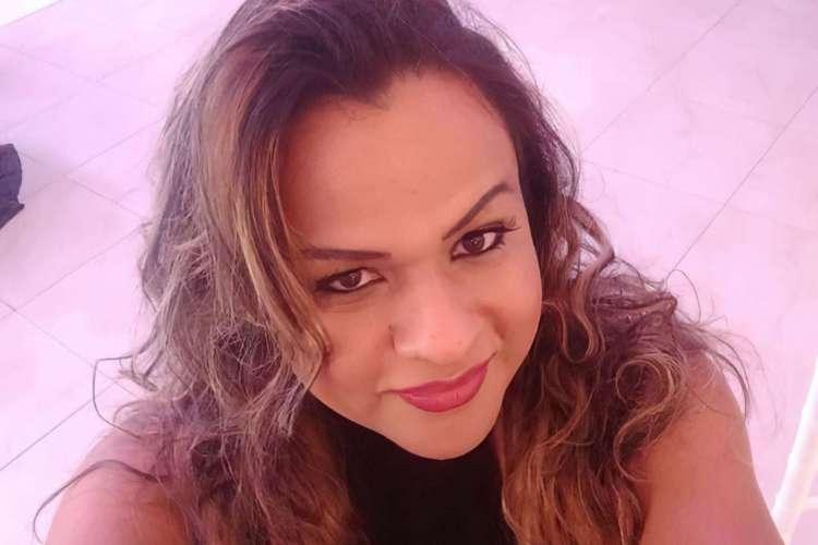 Soraya Oliveira, proprietária de salão de beleza, foi encontrada morta nas proximidades da Lagoa da Maraponga (Foto: Reprodução/Facebook)