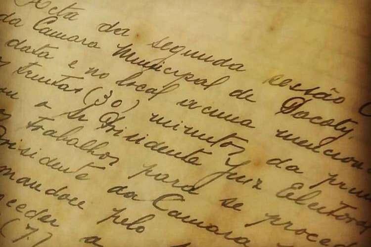 Os historiadores vão explicar como cartas podem ser usados para reconstruir contextos históricos (Foto: Ecomuseu de Pacoti)