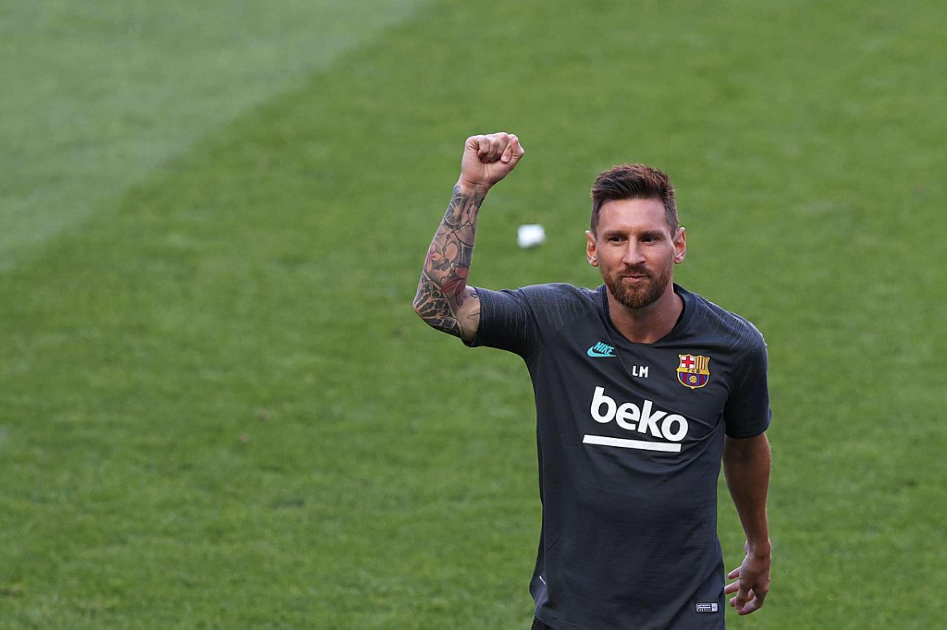 Lionel Messi, supercraque do Barcelona